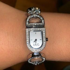 Dolce & Gabbana Wrist Watch Bracelet